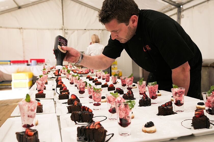Qube catering